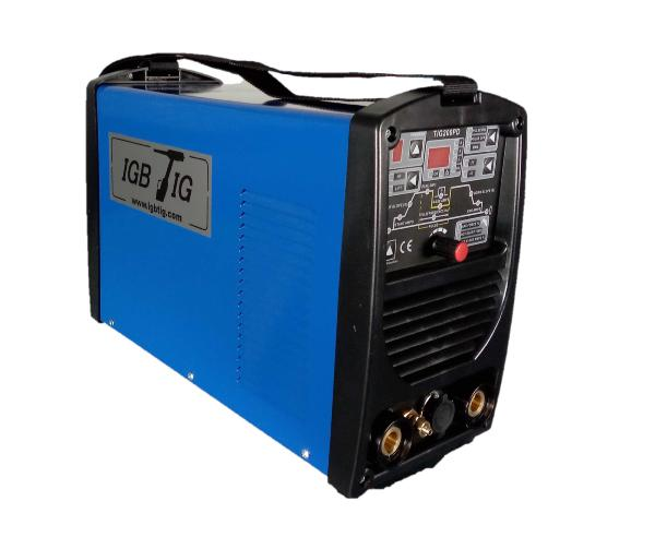 POSTE TIG 200 DC HF PULSE DIGITAL
